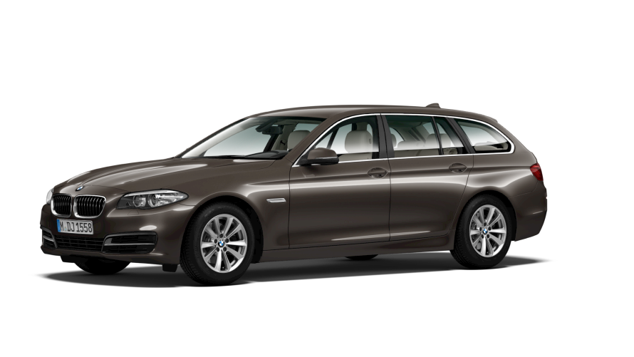 BMW 5 Series : Overview